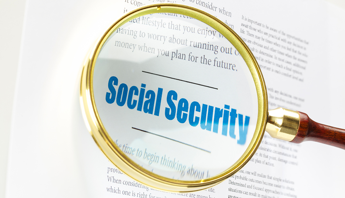 Social Security CLE
