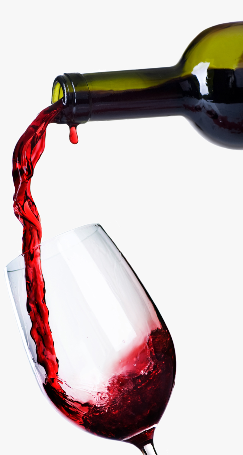 Pouring Into Wine Law
